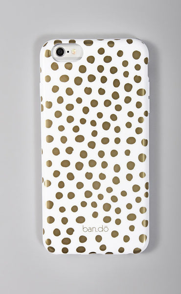 ban.do iPhone 6 plus case - petite party dots