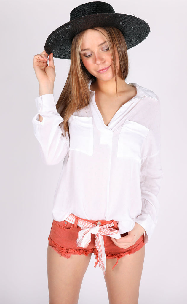 picket fence collared top