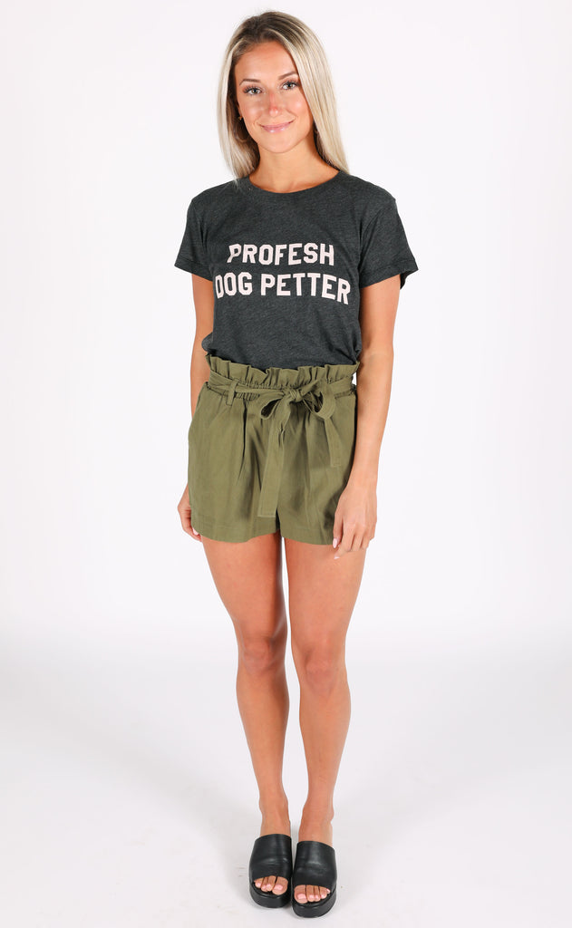 wildfox: no.9 tee - professional dog petter