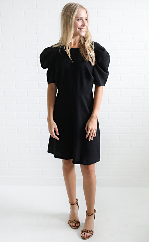queen bee shift dress