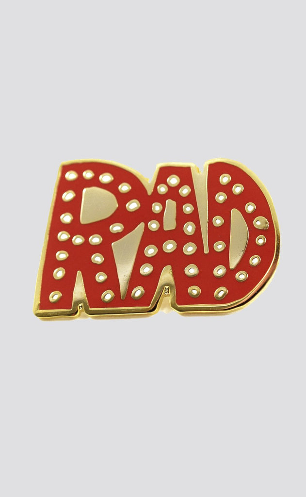 valley cruise press: rad pin