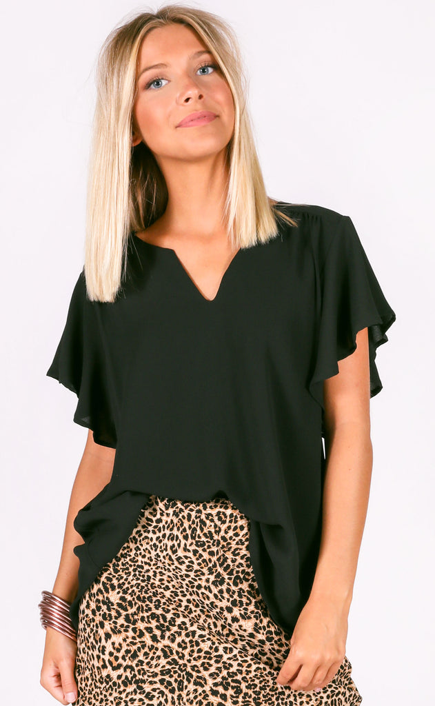 ready or notch flowy top