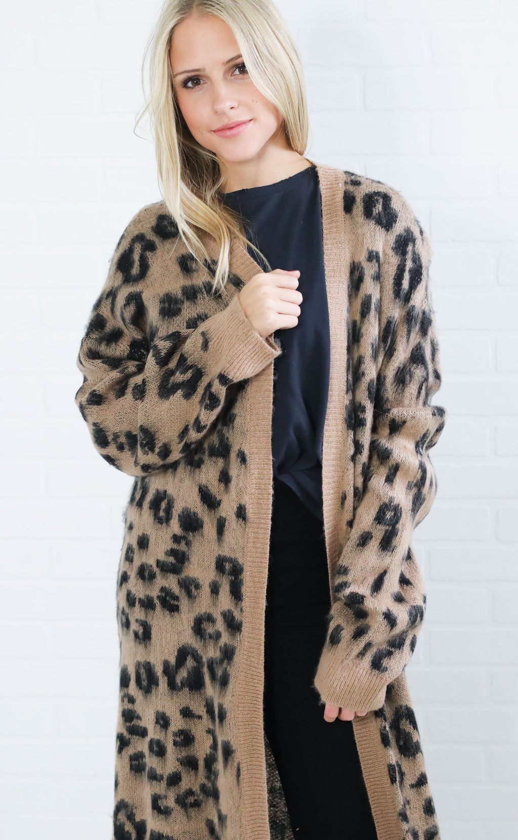 ready to pounce leopard sweater