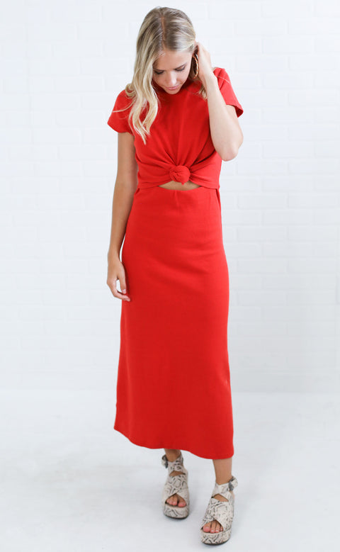 right moves maxi dress