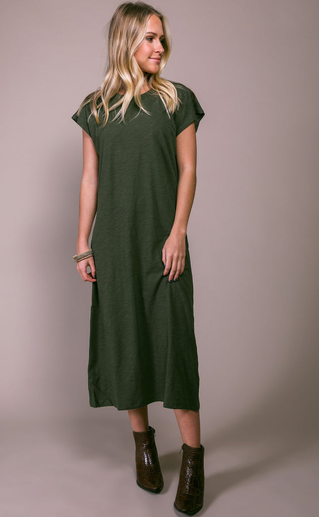 richer poorer: easy dress - ivy