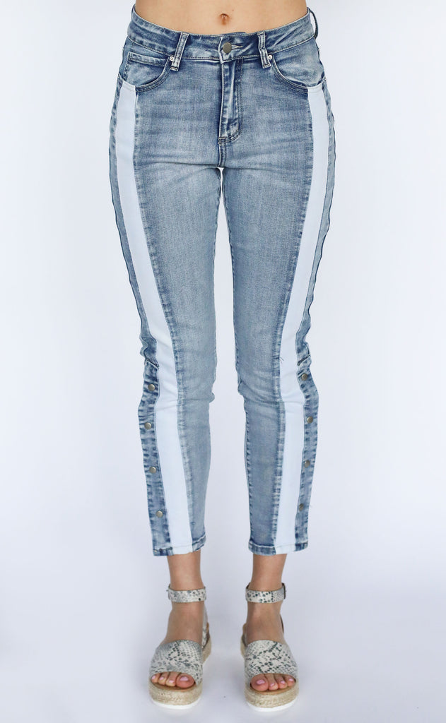 run the world skinny jeans