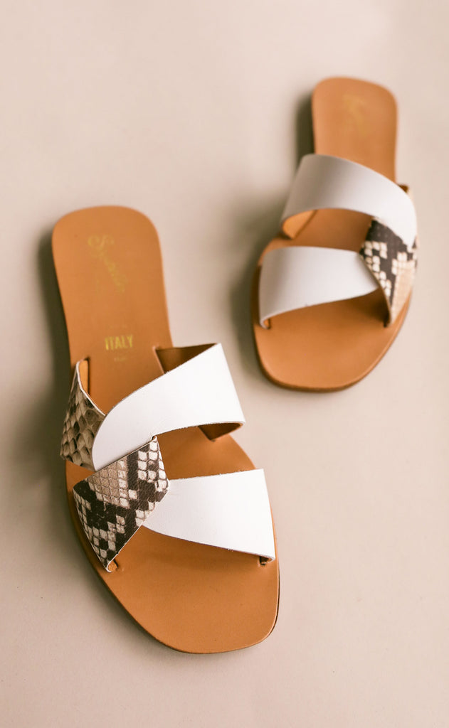 seychelles: ray of sunshine sandal