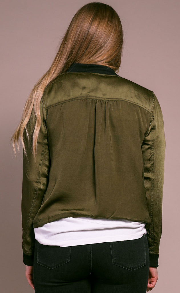 shoot the breeze bomber jacket