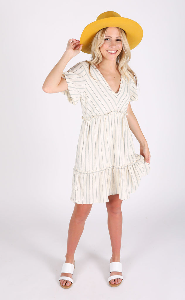 shore babydoll dress