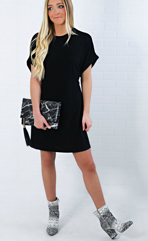 simply perfect t shirt dress