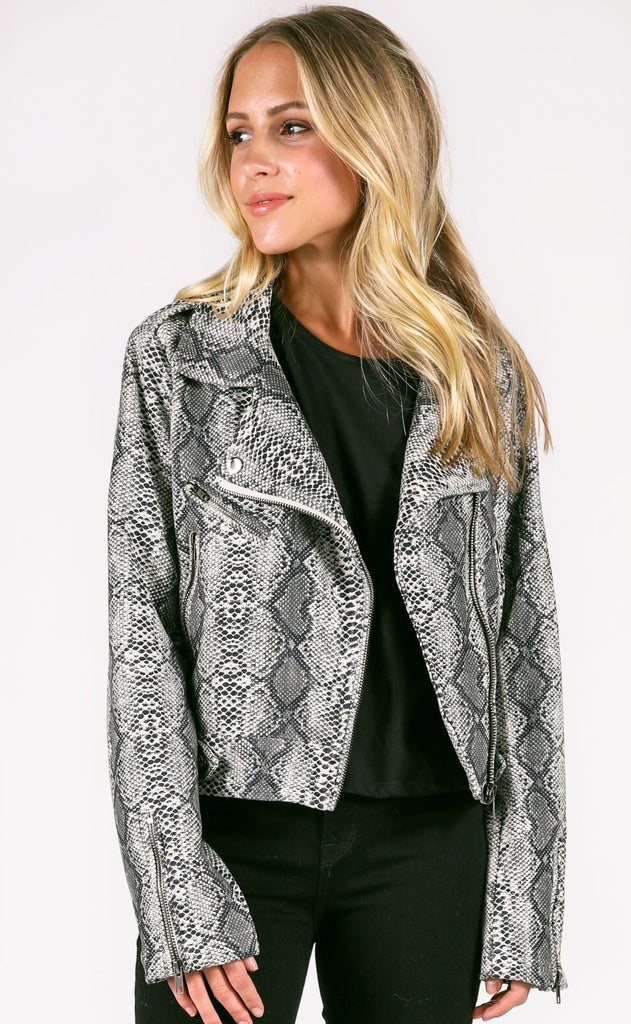 slither moto jacket