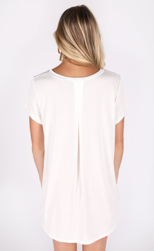 so fresh basic tee