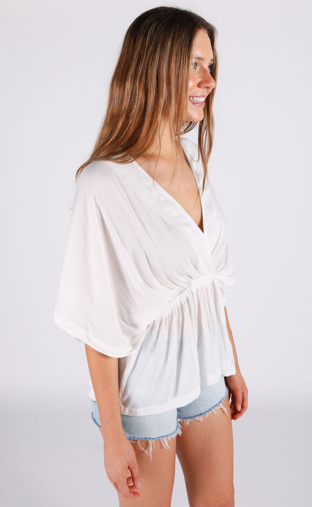 so simple surplice top