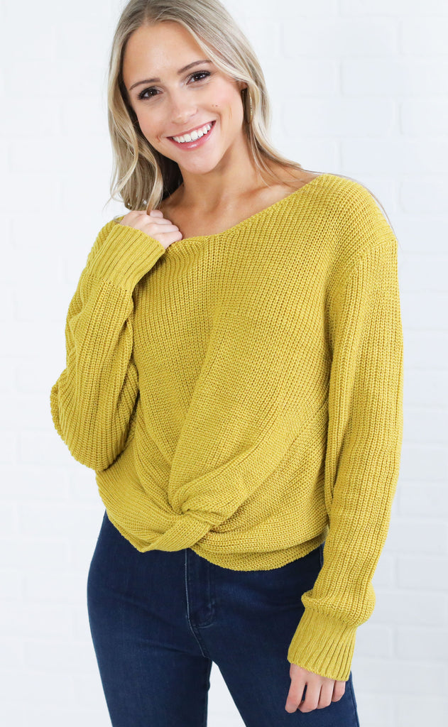 soho crop sweater