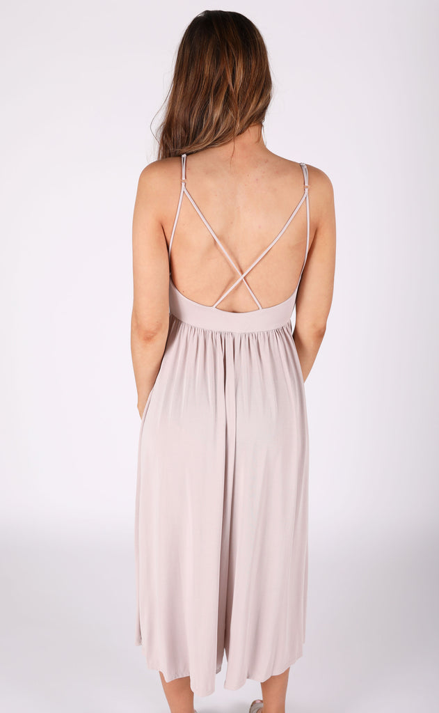 south beach basic jumpsuit