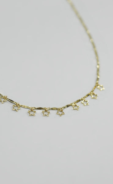 rory ashton: twinkle necklace