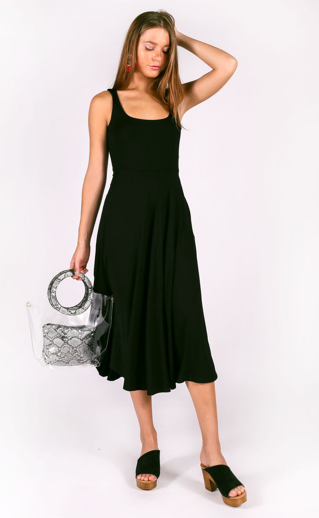 summer of love midi dress