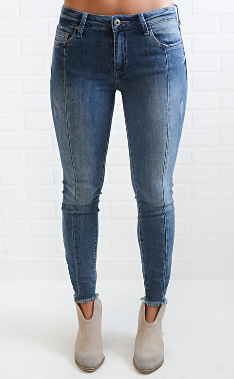 sunset strip skinny jeans