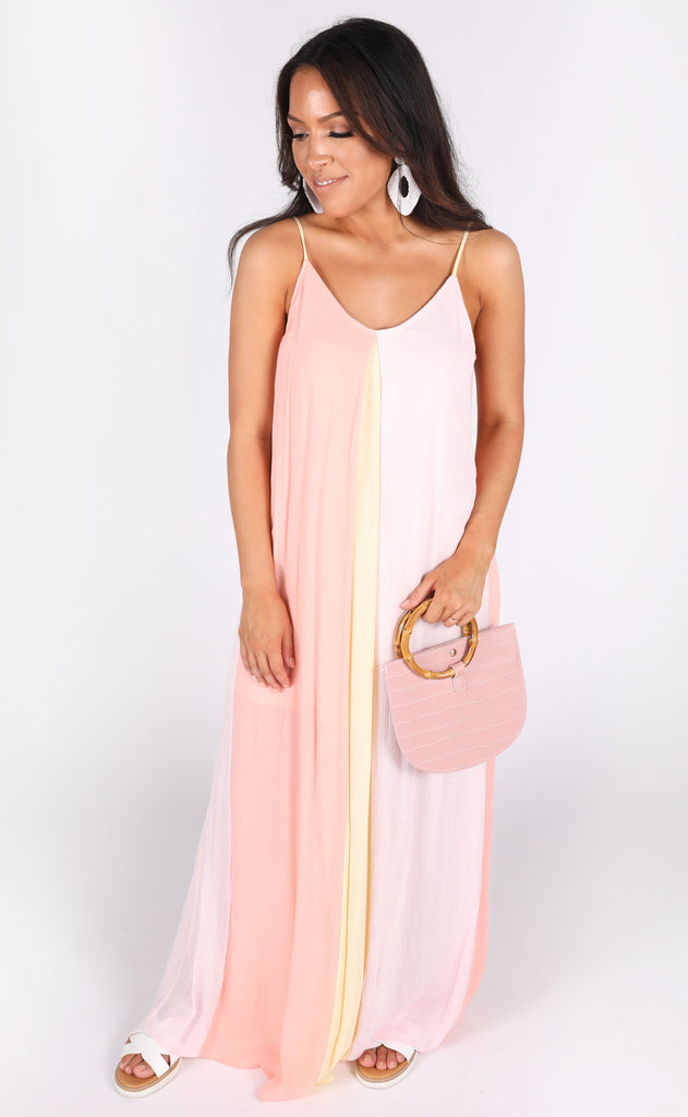 sweet salvation maxi dress