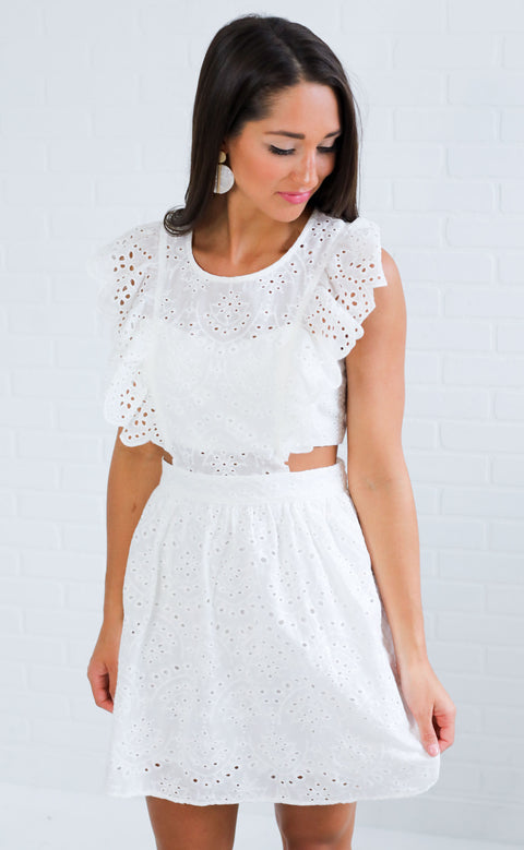 sweet dreams lace dress