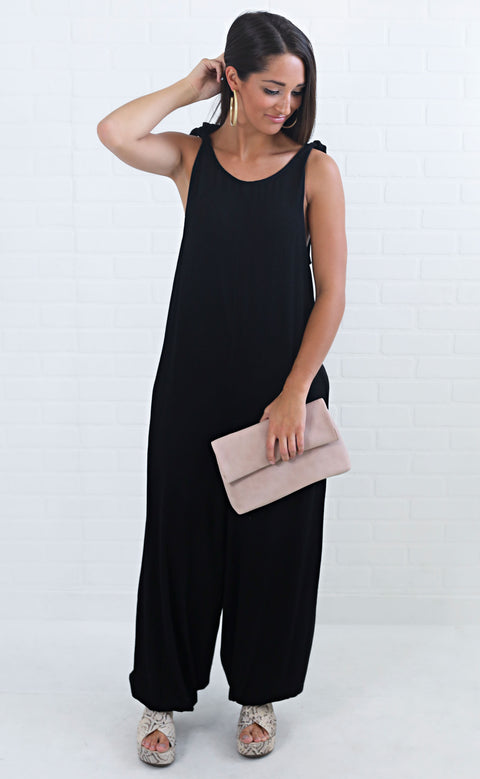 sweet melody oversized jumpsuit