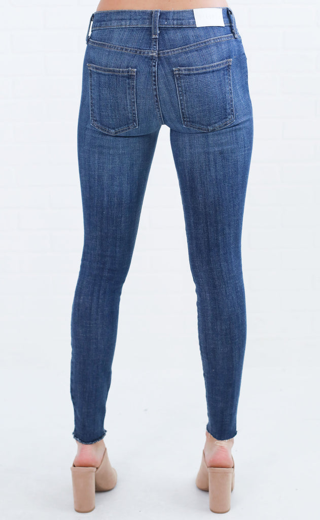 sweet talk distressed jeans
