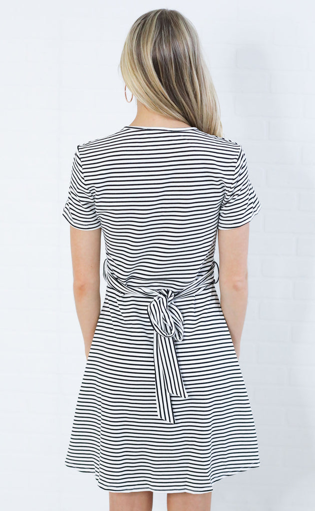 sweet thing striped dress