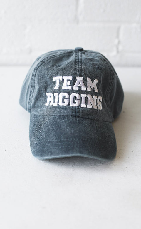 charlie southern: team riggins hat