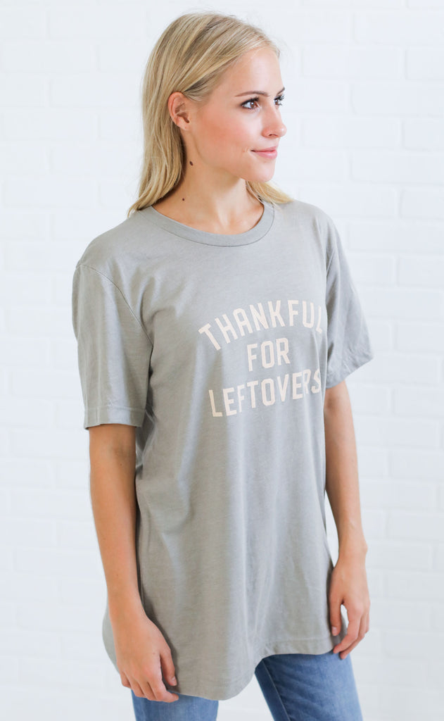 charlie southern: thankful for leftovers t shirt