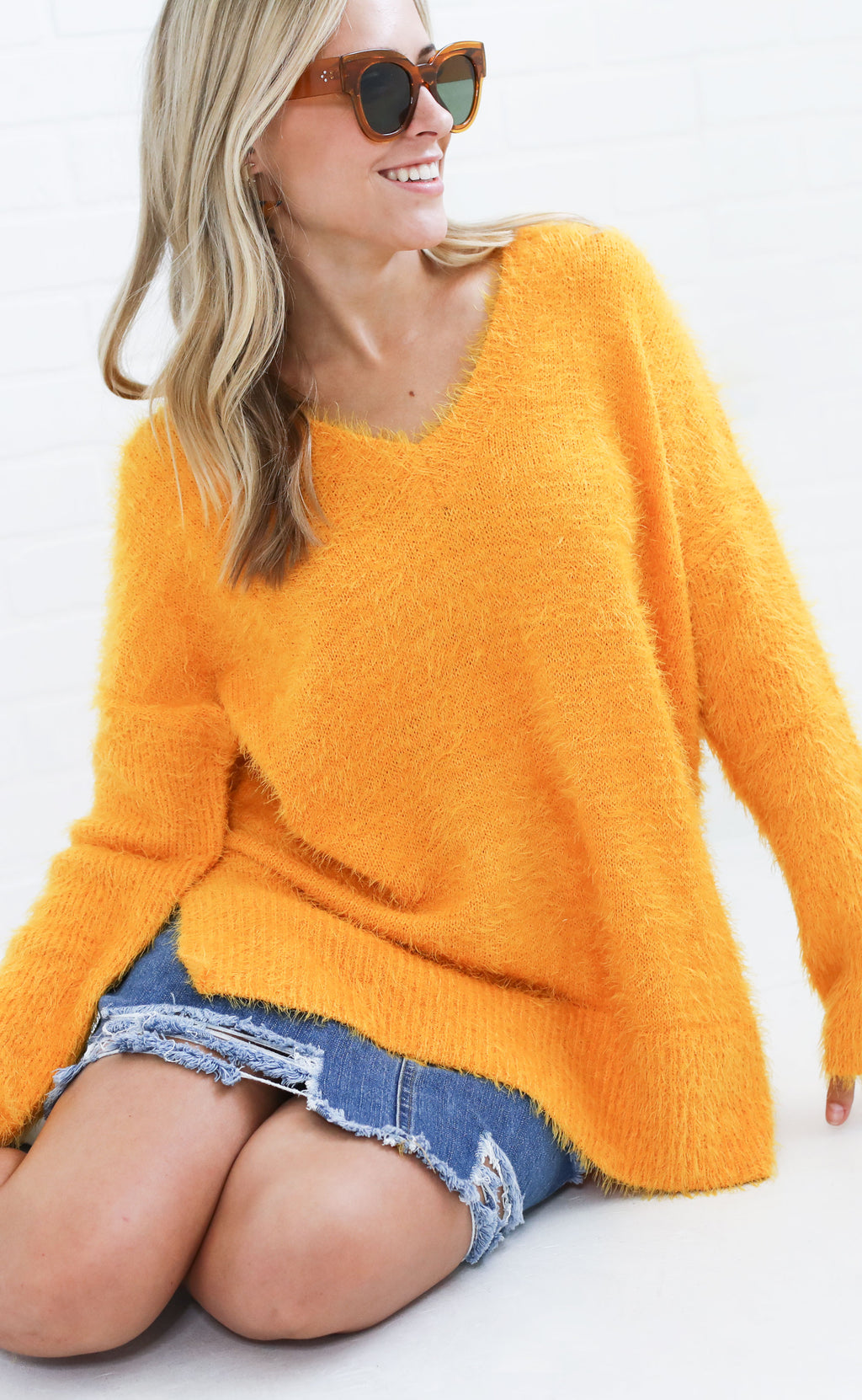 under the sun knit sweater