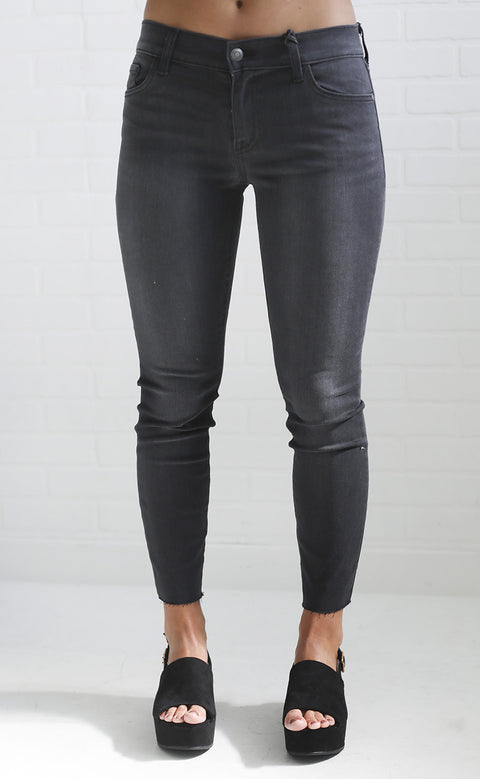 unfinished business skinny jeans