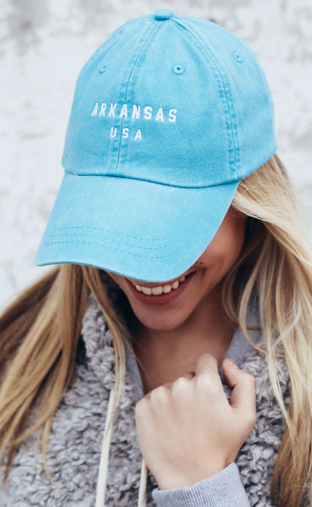charlie southern: usa state hat - arkansas