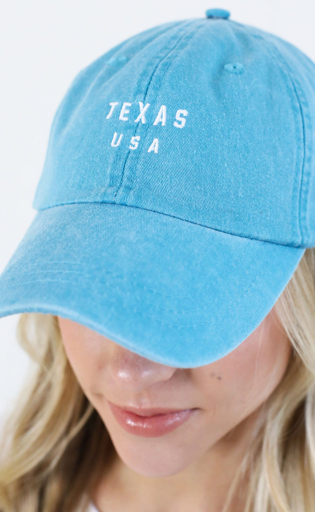 charlie southern: usa state hat - texas