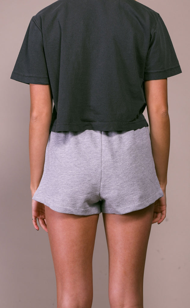 wildfox: havi shorts - heather