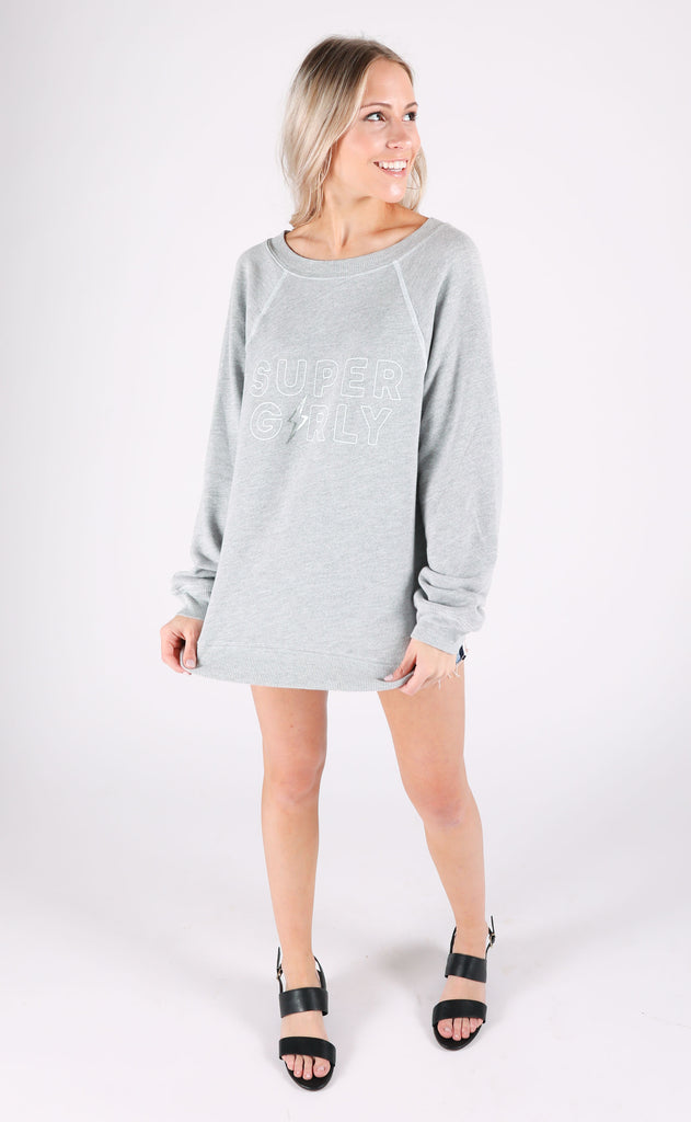 wildfox: sommers sweater - super girly
