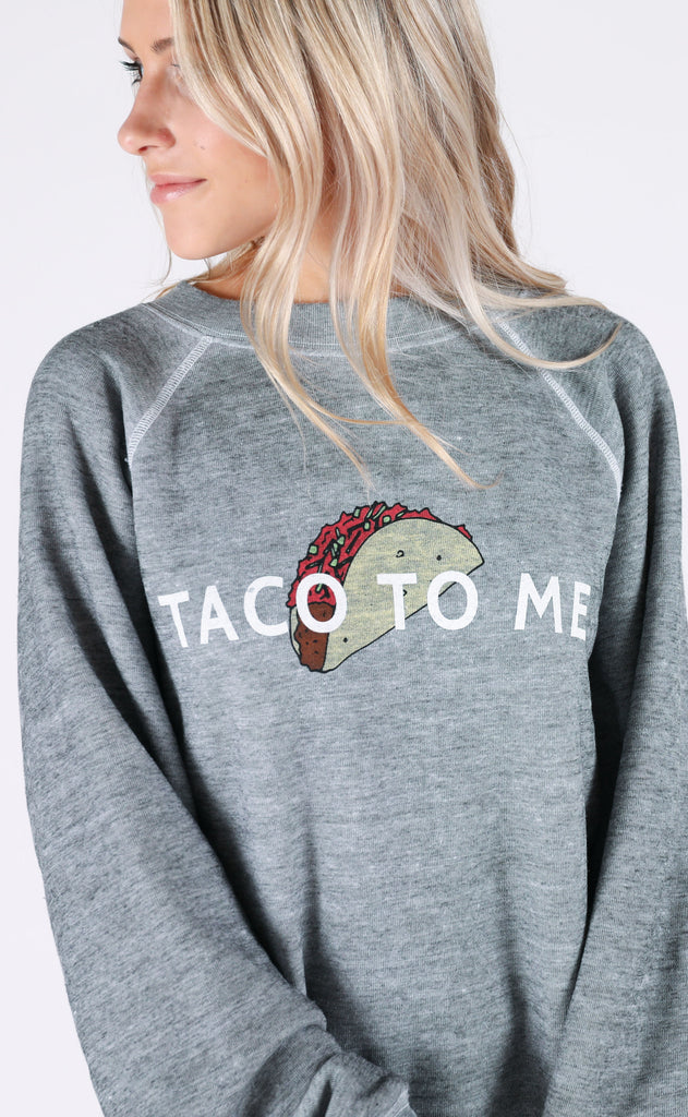 wildfox: sommers sweater - taco to me
