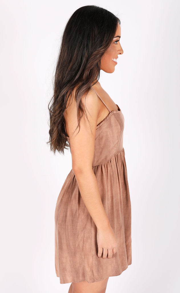 young love ruffle dress