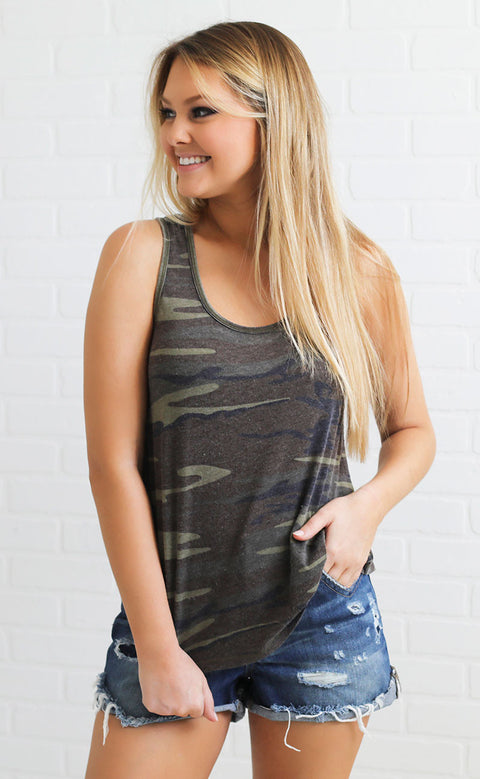 z supply: the camo tank
