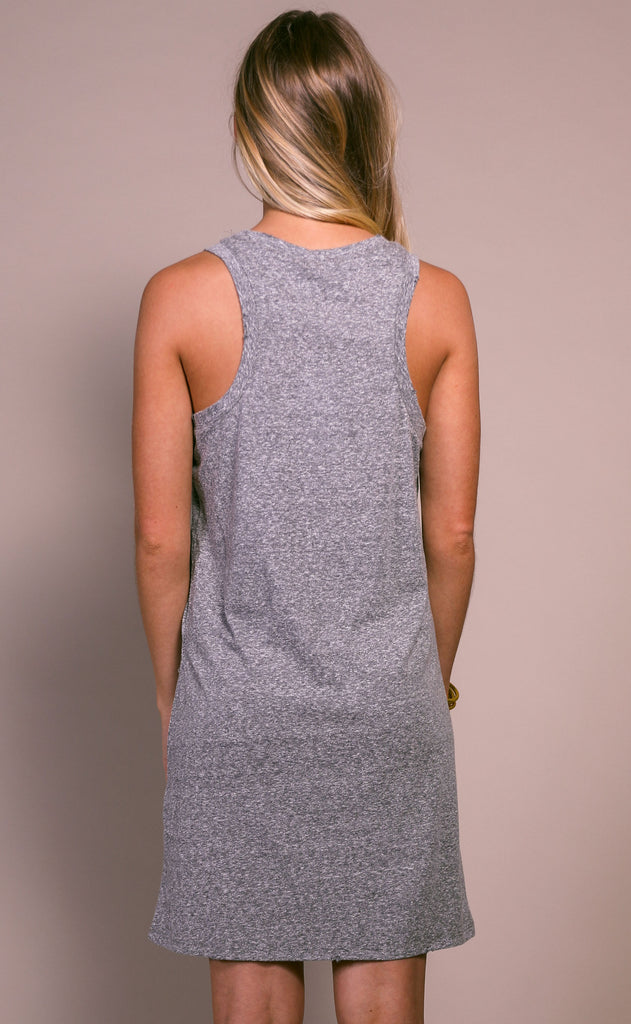 z supply: the triblend tank dress