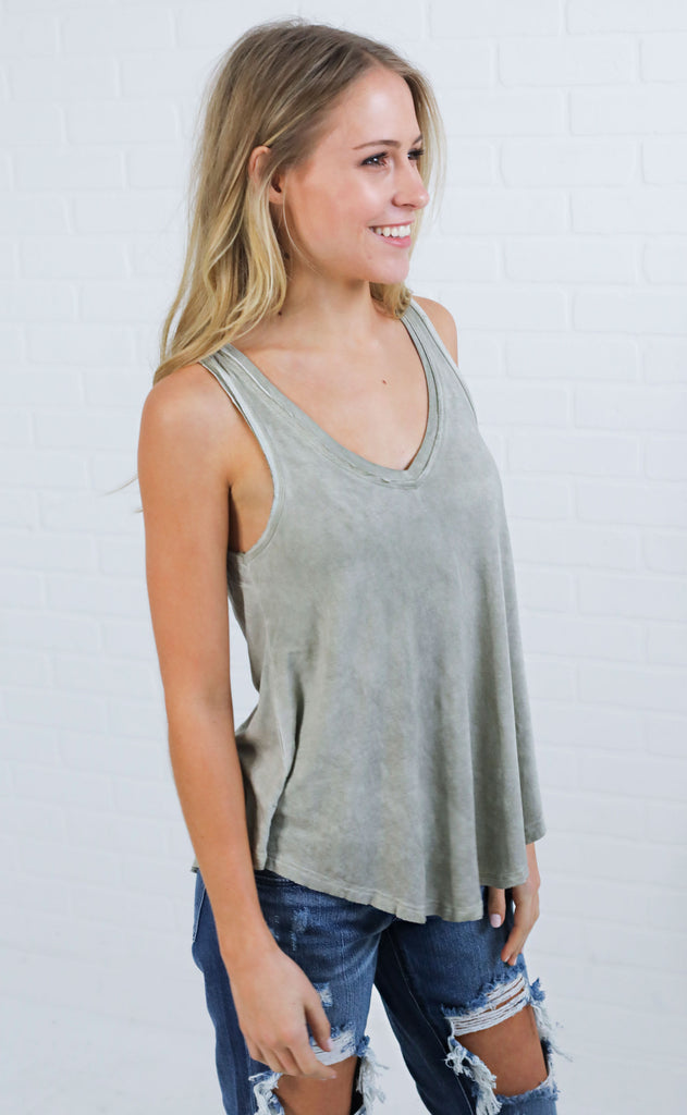 z supply: the vagabond tank - taupe