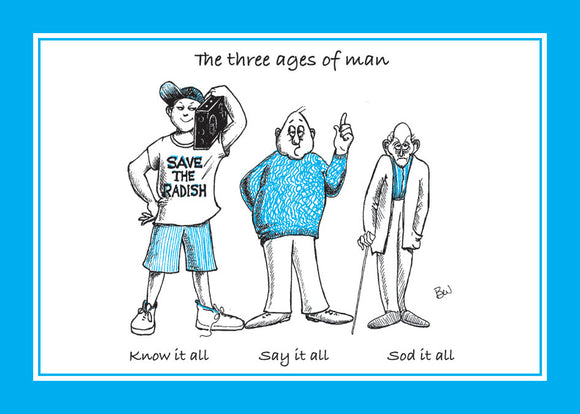 M9 - Three ages of man