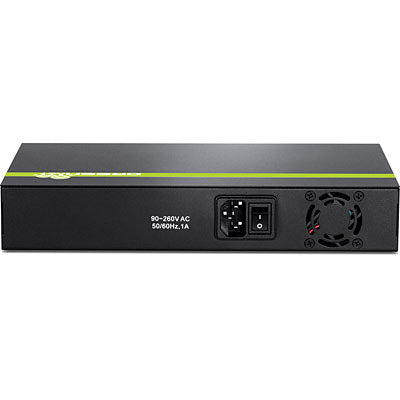 TRENDnet TPE T80H Switch 8-porte 10/100  PoE+