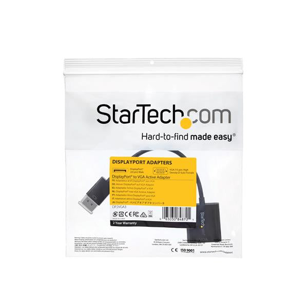 StarTech.com Display-adapter Sort 10cm