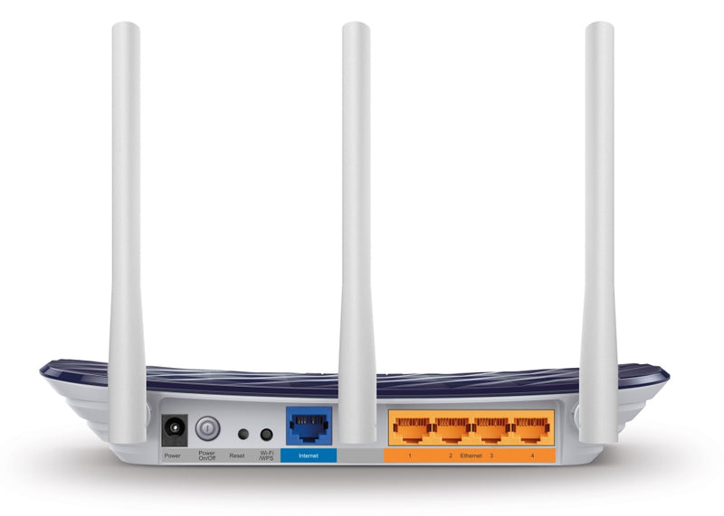 TP-Link Archer C20 AC750 733Mbps 4-port switch