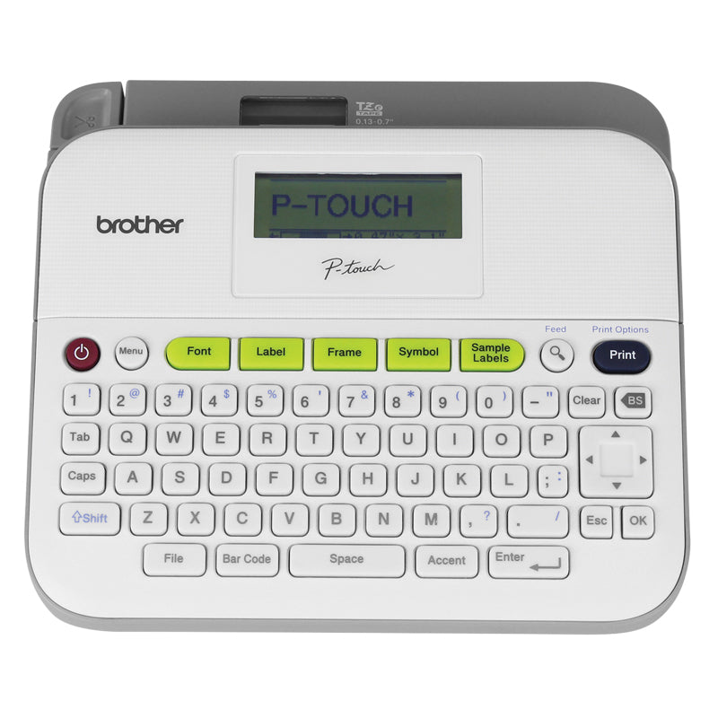 Brother P-Touch PT-D400 Termo transfer