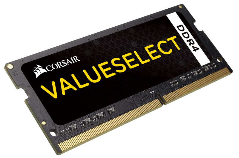 CORSAIR Value Select DDR4  16GB 2133MHz CL15  Ikke-ECC SO-DIMM  260-PIN