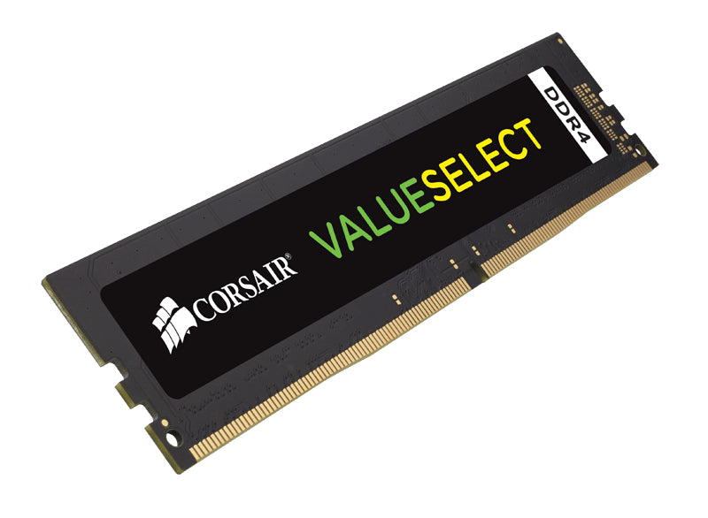 CORSAIR Value Select DDR4  8GB 2400MHz CL16  Ikke-ECC
