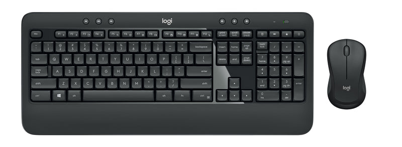 Logitech MK540 Advanced Tastatur og mus-sæt Trådløs US International
