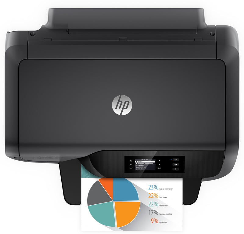 HP Officejet Pro 8210 Blækprinter