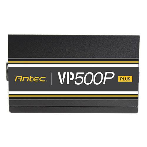 Antec VP PLUS Series VP500P Plus Strømforsyning 500Watt